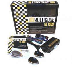 Multicode GL-1000 RDUK