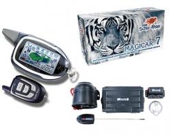 Автосигнализация Scher-Khan Magicar 7 +подарок