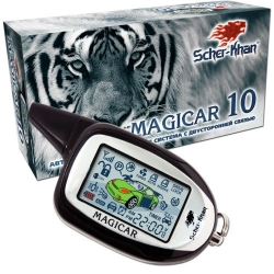 Автосигнализация Scher-Khan Magicar 10 CAN
