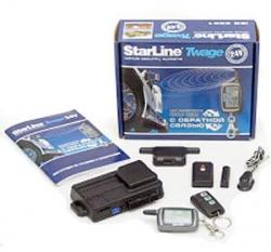 Автосигнализация StarLine 24V
