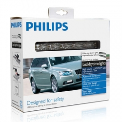 Дневные ходовые огни Philips 5 LED Daytime Lights 12810WLEDX1