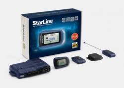 Автосигнализация StarLine Twage A92 Dialog