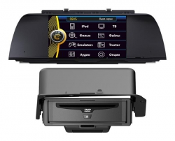 Штатная магнитола BMW 5 (F10) 2011+ RoadRover с GPS