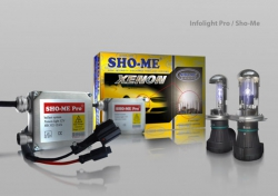 Биксенон Sho-Me Pro (лампы нового поколения)